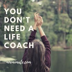 You don't really need a life coach but there are some real reasons why you may want one. Coaches can make your life easier.