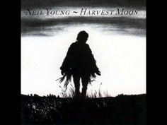 Neil Young - Harvest Moon (Full Album) - 1992