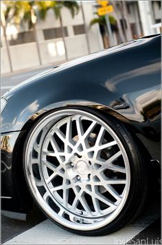 Sick wheels ( and that's a good thing!)