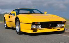 1984-87 FERRARI 288 GTO Ferrari 288 Gto, Ferrari Car, Classic Sports Cars, Classic Cars, Import Cars, Collector Cars, Old Cars, Exotic Cars, Dream Cars