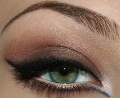 Make Up For Green Eyes @Blanca Carlson Carlson Acevedo Villalba