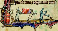 La procession des lapins