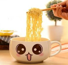 Discover recipes, home ideas, style inspiration and other ideas to try. Cute Kitchen, Kitchen Items, Otaku Room, Kawaii Room, Cute Cups, Cool Mugs, Cute Food, Cool Kitchens, Decoration