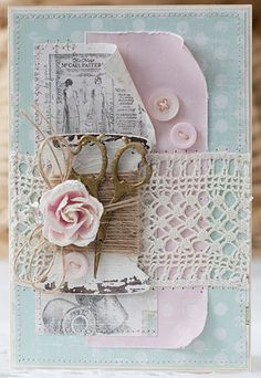 Sewing Card. Link is not to the original post.