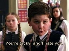 School of rock! And that's why I'd never reject my child for being gay.... They're just awesome!!!