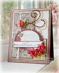 Embrace Life by AndreaEwen - Cards and Paper Crafts at Splitcoaststampers
