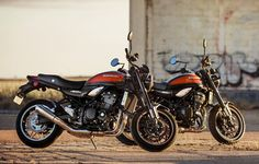 Classic Retro-Charmed Kawasaki Z900RS launched in India.