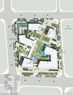 点击查看下一张 #landscapearchitectureplan