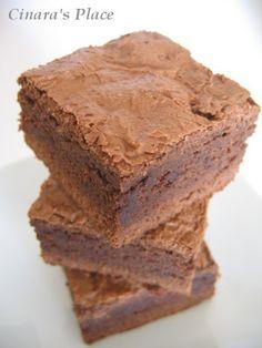 Cinara's Place: Brownies