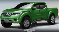 Will Production Renault Alaskan Pickup Truck Look Like This?