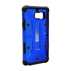 Urban Armor Gear - Hard Shell for Samsung Galaxy Note 5 - Cobalt (Blue)