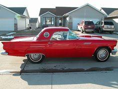 1957 Thunderbird.The car I've always wanted