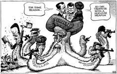 KAL's cartoon -- The Economist -- Aug. 11th 2012 | from the print edition | #Iran