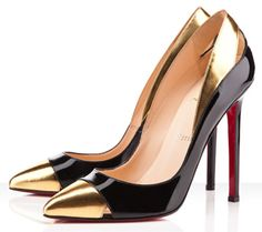 christian-louboutin-duvette-pointed-pumps-black-patent-gold-metallic