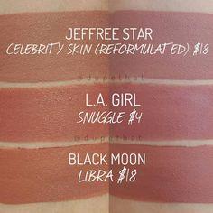 Dupethat: Jeffree Star Celebrity Skin Dupes