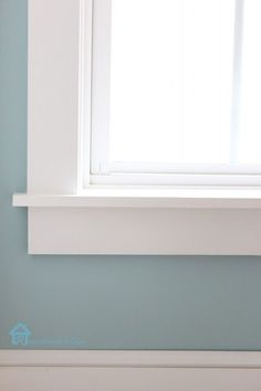 How to Install Window Trim - Pretty Handy Girl & Trim Window Stool | DIY-Mouldings Trim Paint Tips | Pinterest ... islam-shia.org