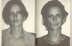 Mark Borthwick, Stella Tennant, Girl Face, Fashion Photography, Campaign, Pretty, People, Books, Image