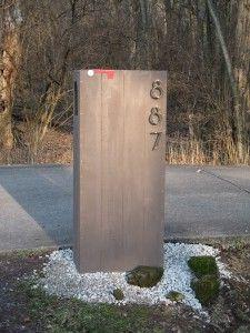 modfrugal mailbox