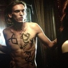 I have a drawing emergency. I need a nude model. Jace?