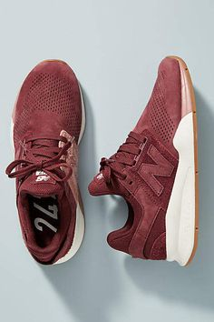 New Balance Sneakers About New BalanceFounded in New Balance has become a global leader in athletic gear. Committed to comfort, functionality and iconic casual style, each of their sneakers suits - and supports - your on-the-go lifestyle. Athletic Gear, New Balance, Shoes Sneakers, Women's Shoes, Baby Shoes, Footwear, My Style, Casual, Anthropologie