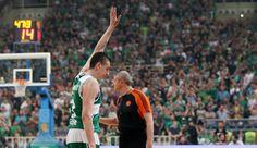 Άρνηση. Κατι θα γίνει, δεν μπορει ... #Diamantidis #Panathinaikos #Basketball