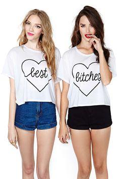 Best Bitches t-shirts #Valentinesday #Valentines #bestbitches