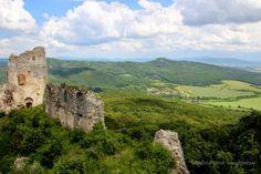 GÝMEŠ CASTLE ruins Jelenec Castle Ruins, Monument Valley, Nature, Travel, Naturaleza, Viajes, Destinations, Traveling, Trips