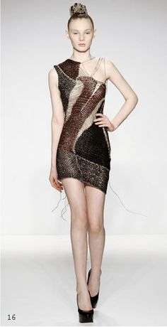 IOANNIS DIMITROUSIS, AW10: mark fast meets rodarte needs to meet enid.