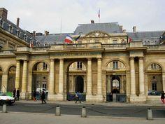 Conseil d'Etat, Paris.