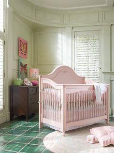 Superbe An Adorably Vintage Young America Built To Grow Gala Crib