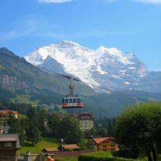 Wengen, Switzerland...heaven