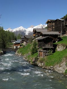 Blatten, Canton of Valais, Switzerland