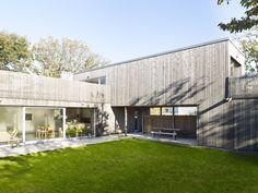 Wood House / UNIT Arkitektur AB  Location: Gothenburg