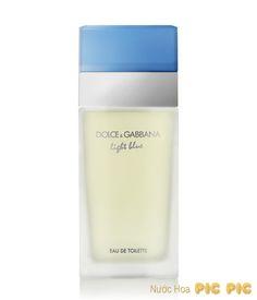 Dolce & Gabbana Light Blue EDT 50ml là hỗn hợp mùi thơm tươi mát, giản dị nhưng tinh tế với mùi hương hoa cỏ và trái cây chủ đạo tin chắc sẽ đánh thức mọi giác quan nhỏ nhất trên cơ thể bạn, mang tinh thần mùa hè Sicilian miền nam nước Ý.