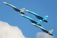 Flankers...up...up...and away! :D