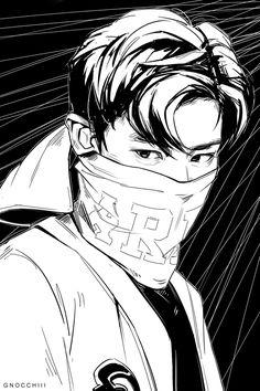 Exo Chanyeol | Fan Art