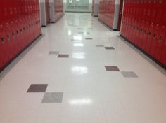 School floor Wooden School Colors And Logos Are Easy With Custom Colors And Cutting From Fritzile fritztile Pinterest 32 Best Fritztile Goes To School Images Terrazzo Tile Grammar