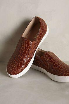 Lucie Embossed Sneakers