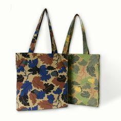 invito's product Camouflage pattern eco sholder bag. eco bag