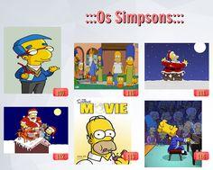 poster de filmes, poster dos simpsons, caderno dos simpsons (5)