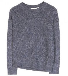 Inhabit CABLE KNIT PULLOVER