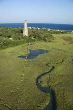Bald Head Lighthouse, North Carolina