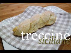 treccine siciliane | per merenda | CasaSuperStar - YouTube