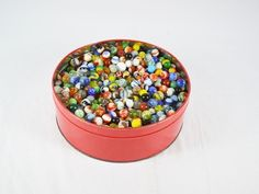 #LookWhatWeFound: Container of Vintage Marbles. #EBTH