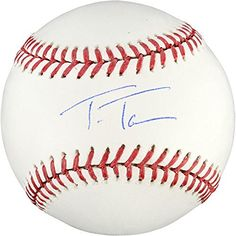 Trea Turner Washington Nationals Autographed Baseball - Fanatics Authentic Certified - Autographed Baseballs