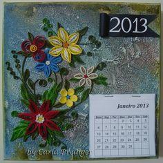 CP: Mais um Calendário - Another Calendar