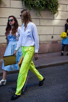 Ann-Sofie Back trousers