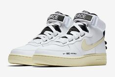 7541930aa6bb90 Nike Introduce a High-Top Air Force 1 Utility Af1 High