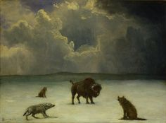 by Albert Bierstadt