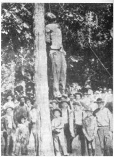 An Alabama Lynching